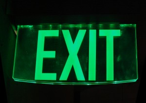 signalisation photoluminescente pour éclairage de sécurité incendie
