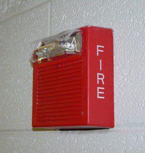 alarme incendie type 3