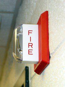 Panneaux de sécurité incendie et consignes
