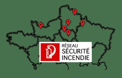 Les agences du Réseau Sécurité Incendie