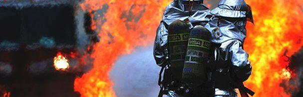 Depart incendie ERP