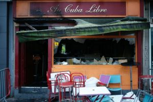 Cuba libre Incendie LRSI