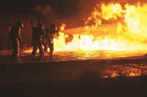 réflexes en cas incendie