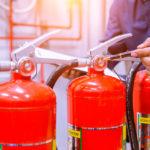 Sécurité incendie : tout savoir sur l'extincteur à poudre