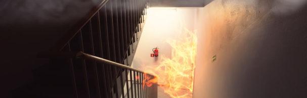 fumées d'incendies risques pour la santé