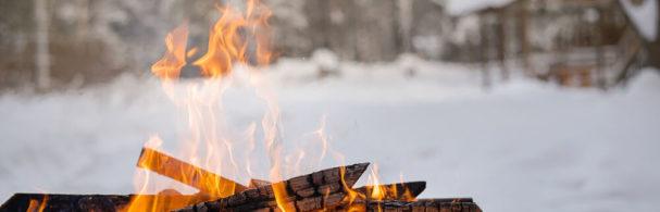 protection incendie en hiver