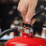 Quelles sont les procédures pour la maintenance des extincteurs ?
