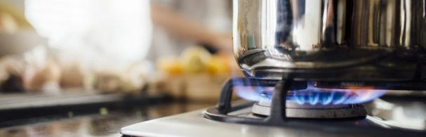 éteindre incendie d'huile de cuisson