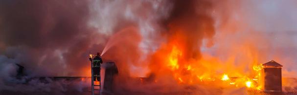 Les 5 causes d'un départ de feu domestique