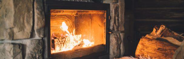 Comment éteindre un feu de cheminée